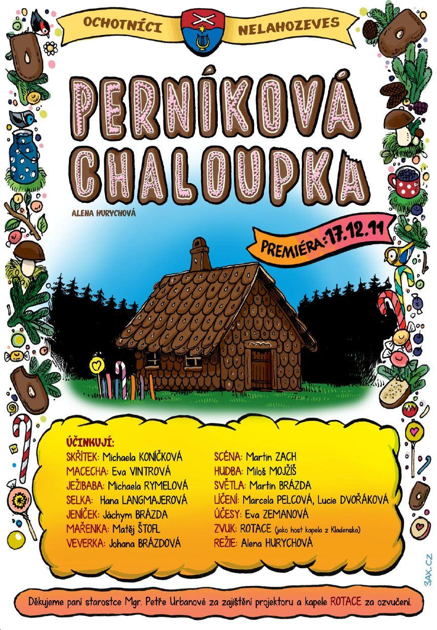 chaloupka-plakat