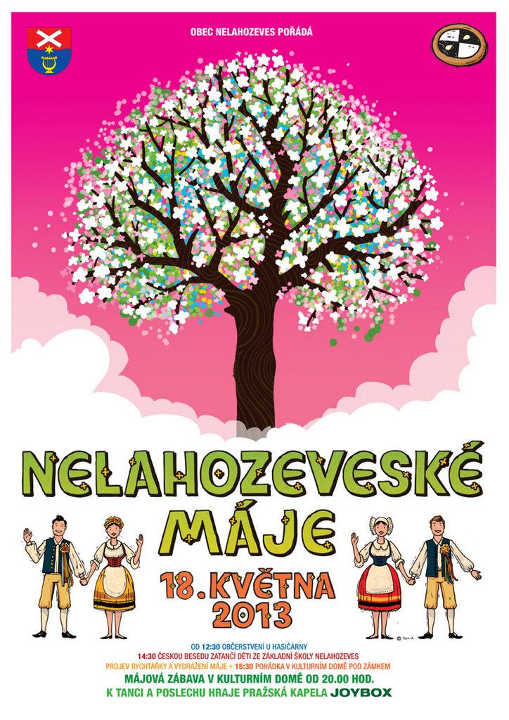 NELAHOZEVESKE MAJE 2013