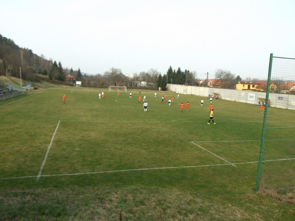 Fotbalové hřiště PTZ Viktorie
