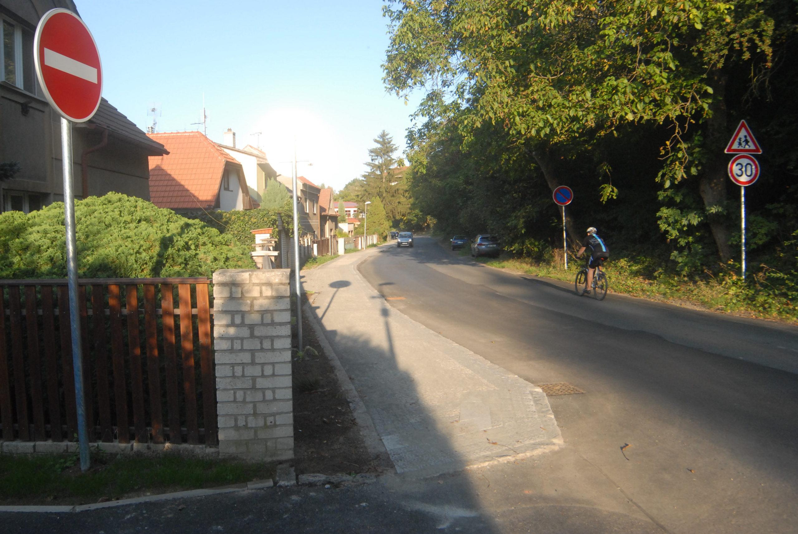 Kralupská ulice