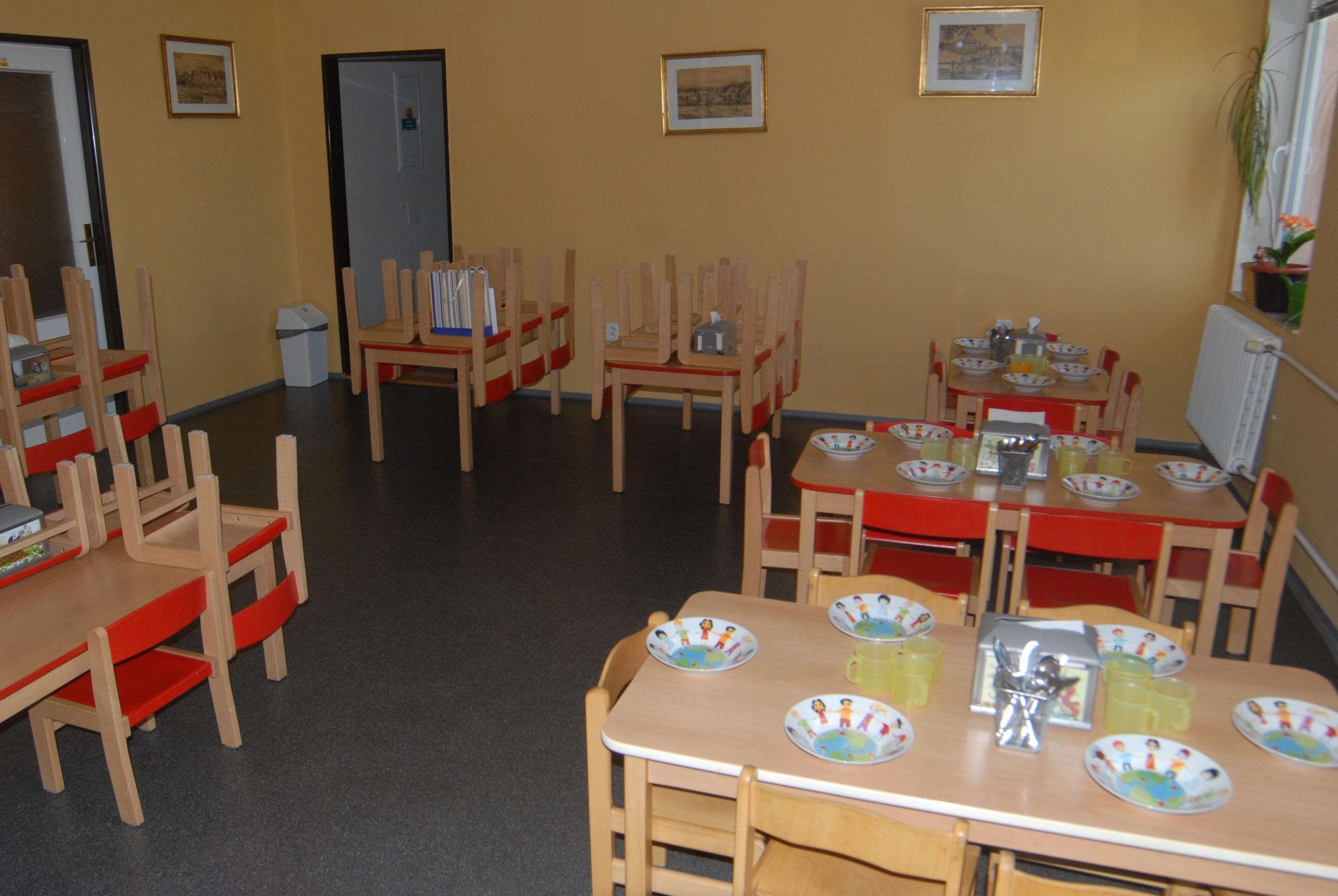 Mateřská škola v Zagarolské ulici