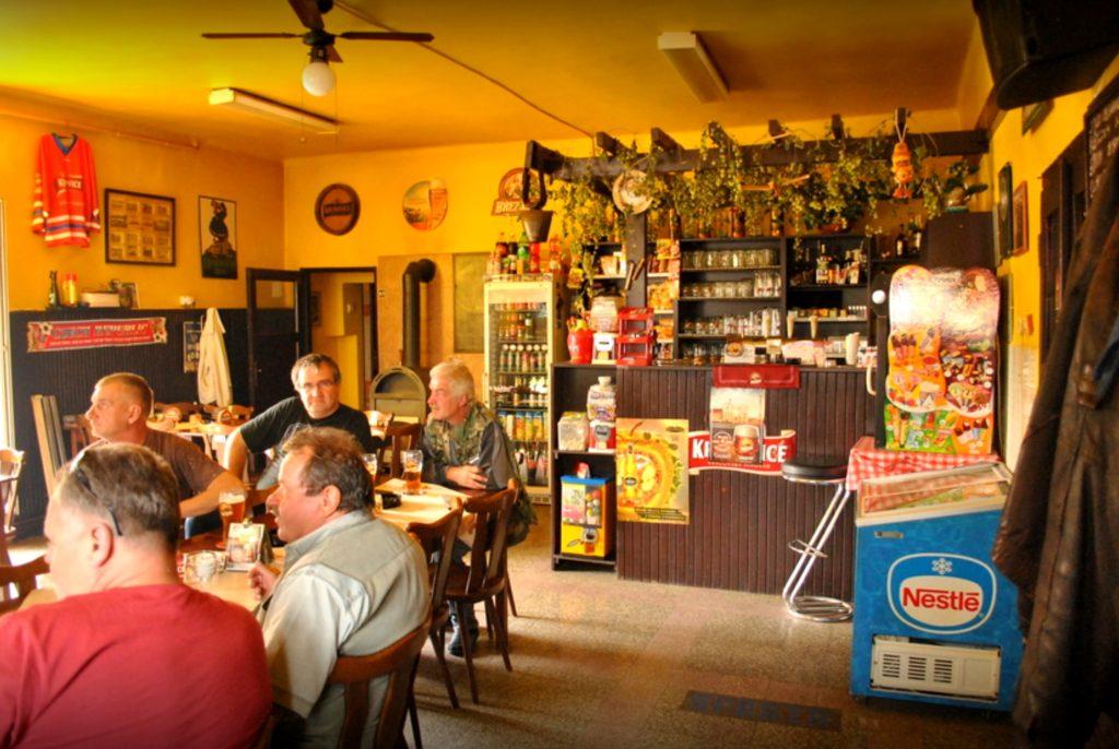 Restaurace u Marty na snímku z roku 2016
