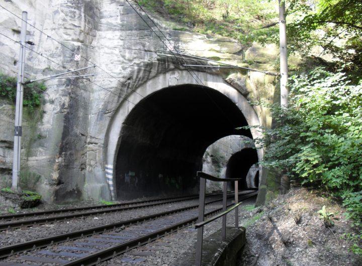 Nelahozeveské tunely. Foto Patrik Paprika (CC-BY-SA)